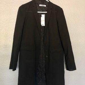 Jill Sander Black long Jacket